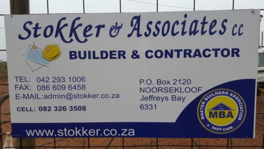 Stokker & Associates cc
